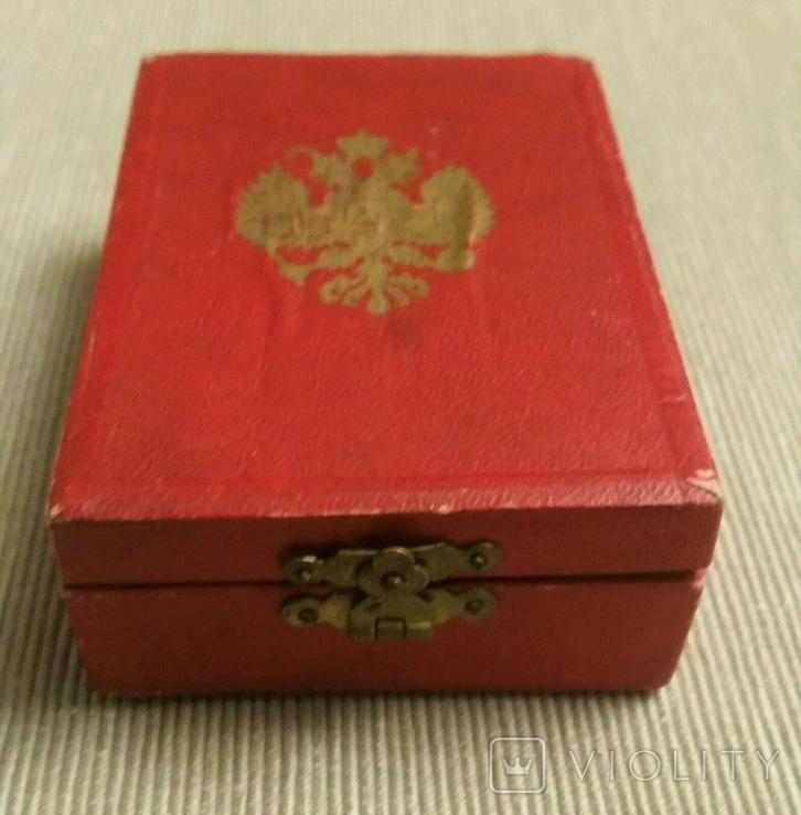 Орден Святого Станислава III cтепени. В футляре., фото №10