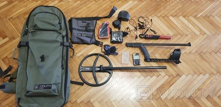 Xp Orx с катушкой 28 cm (X-35) + Ws Audio + Xp Mi 4, фото №2