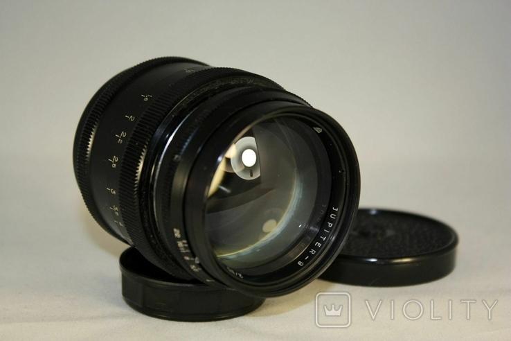 Юпитер-9 f2,0/85mm, М39., фото №3