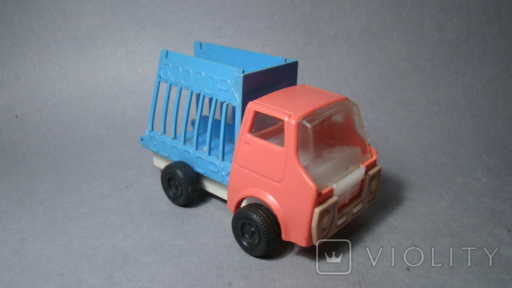 "Машинка ""Зоопарк"", фото №2"