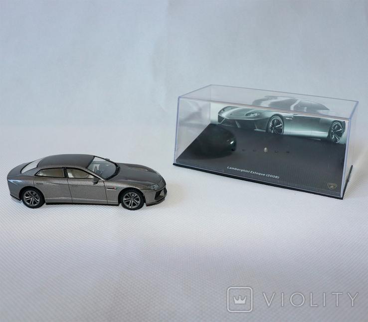 Lamborghini estoque model 1:43, фото №2