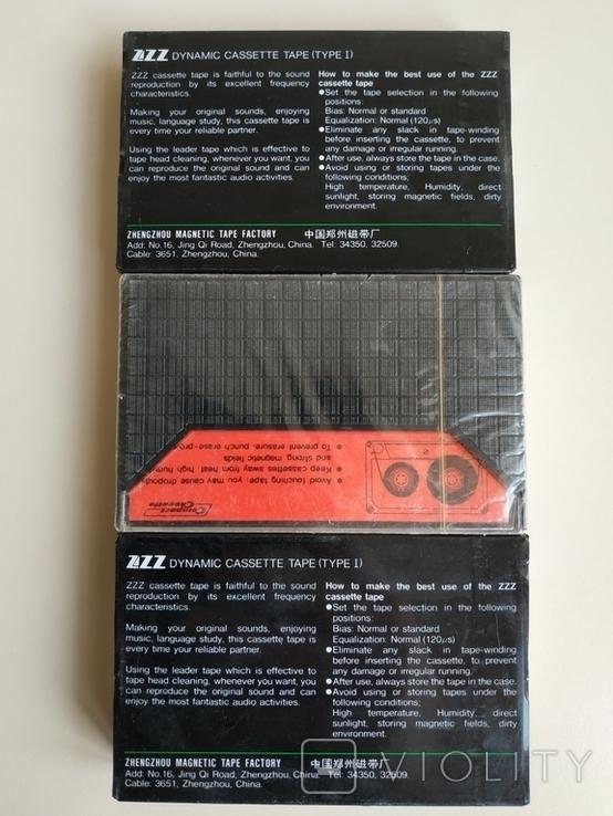 Аудиокассеты новые, фото №4