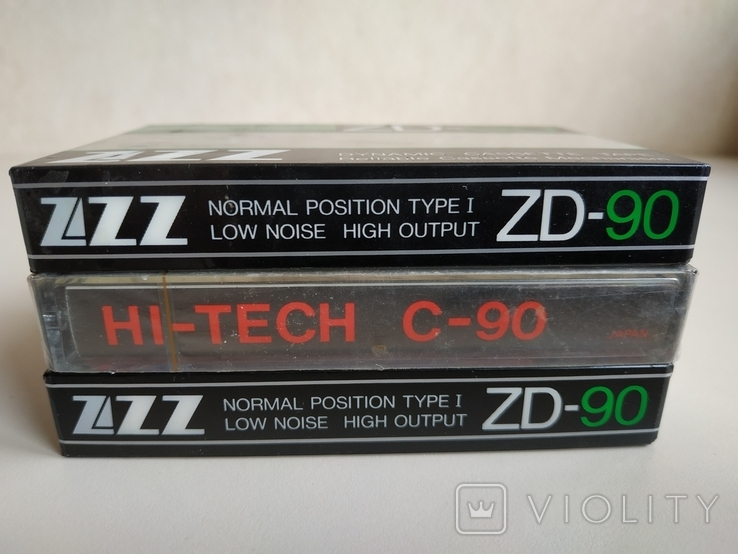 Аудиокассеты новые, фото №5