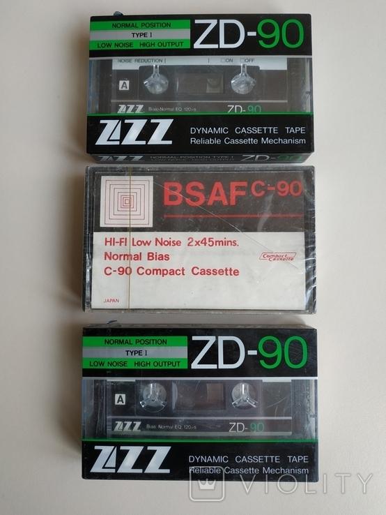Аудиокассеты новые, фото №13