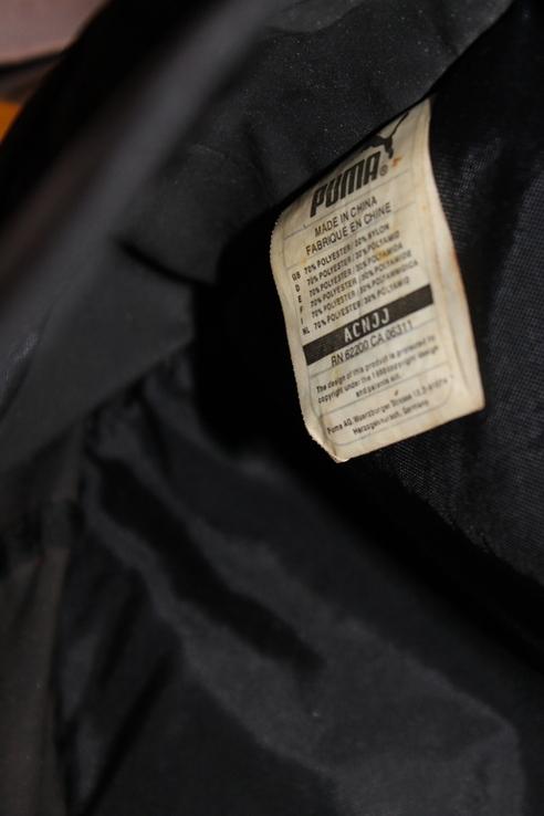 Сумка надёжная Puma для Volvo с канистрой, фото №7