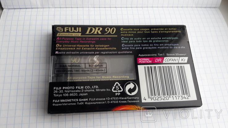 Аудиокассеты новые., фото №7