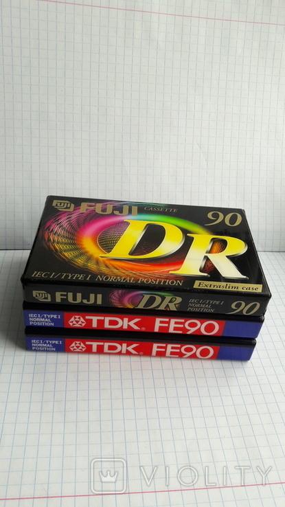Аудиокассеты новые., фото №10