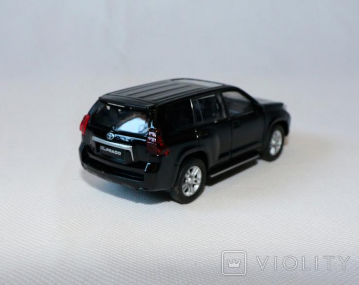 Toyota Prado welly, фото №3