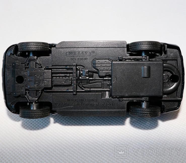 Toyota Prado welly, фото №6