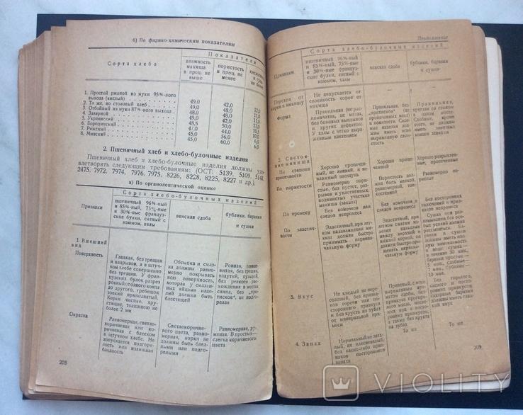 350 сортов хлебобулочных изделий .Пищепромиздат 1937г., фото №7