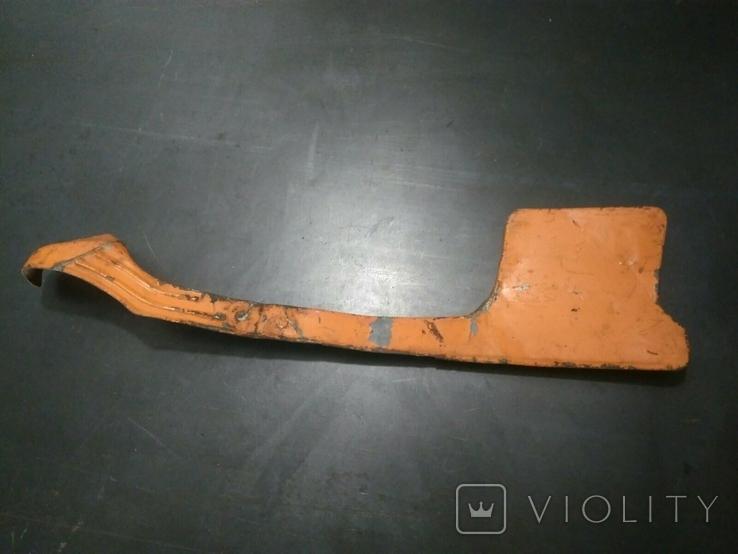 Часть кожуха облицовки от мото чезет CZ, фото №2