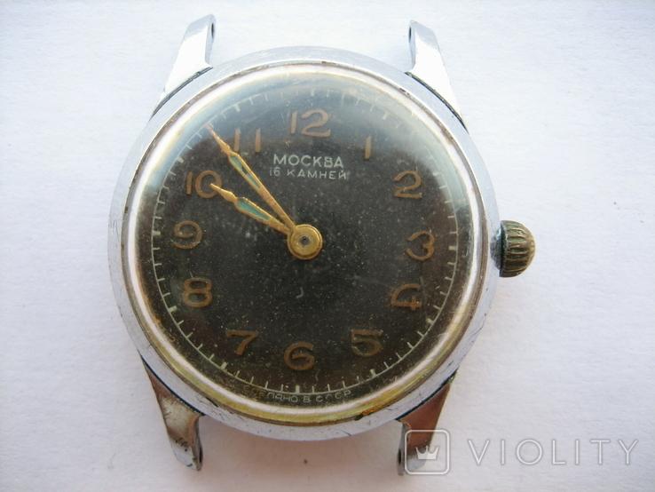 Часы Москва (3 шт.) + циферблат, фото №4