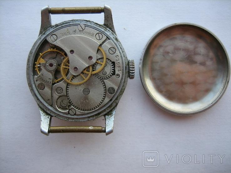 Часы Москва (3 шт.) + циферблат, фото №13
