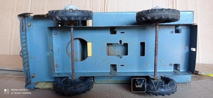 Машинка металлическая., фото №3