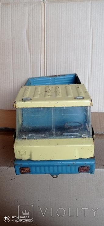 Машинка металлическая., фото №6