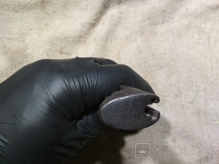 Кнопка на штык нож Бучер копия, фото №8