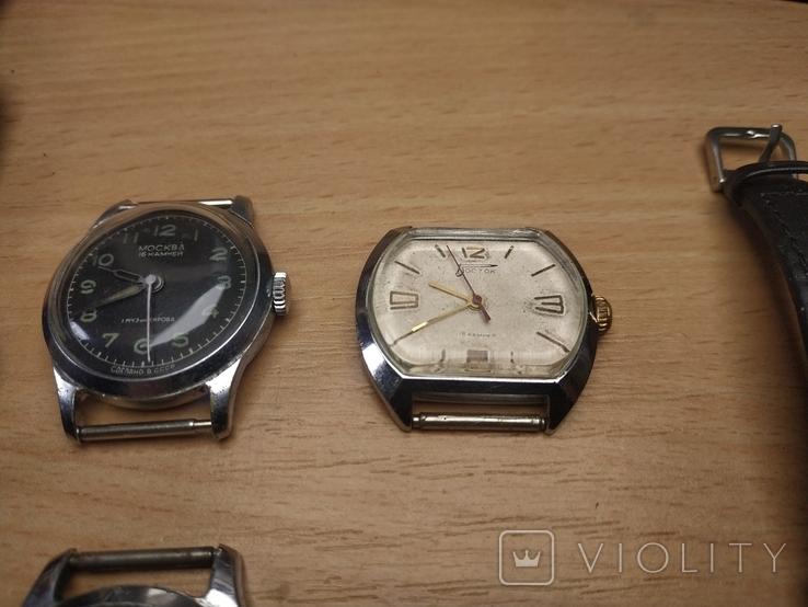 Часы разные и коробка для часов, фото №4