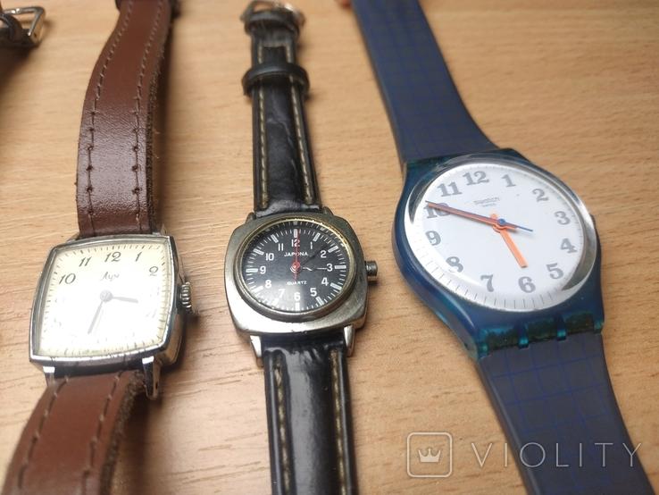 Часы разные и коробка для часов, фото №6