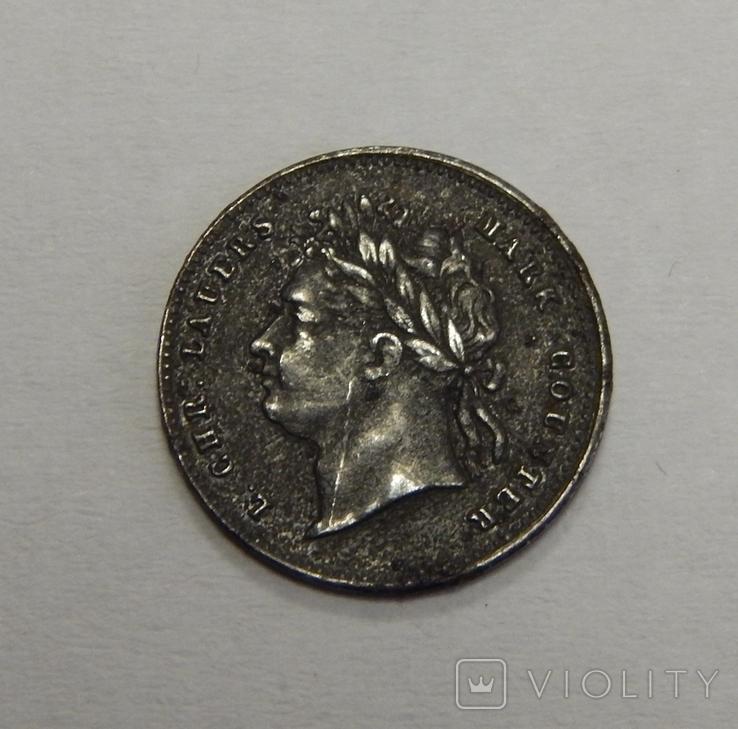 Игровая монета Британии, фото №3