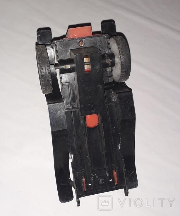 Ретро машинка СССР игрушка КРУГОЗОР ,на реставрацию, фото №3