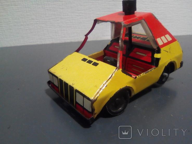 Авто из жести вираж СССР, фото №2