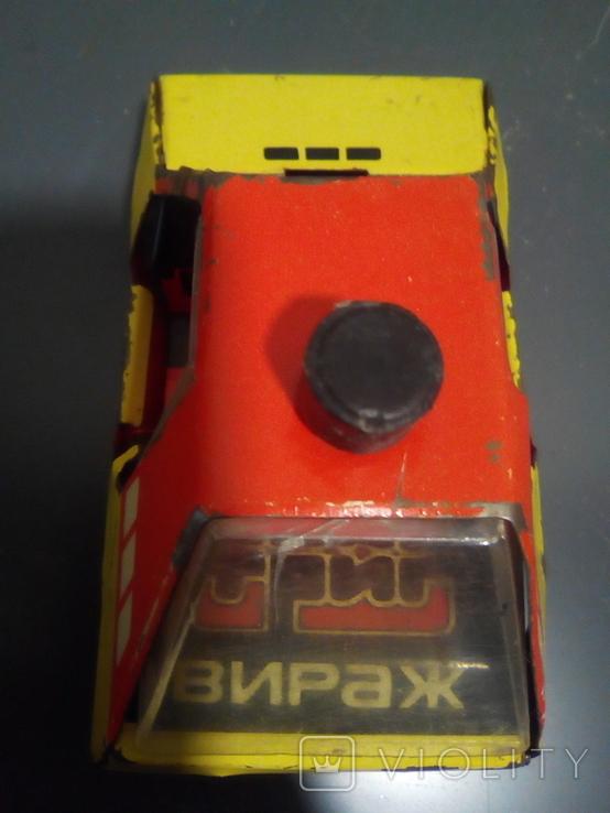 Авто из жести вираж СССР, фото №5