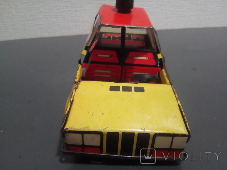 Авто из жести вираж СССР, фото №7