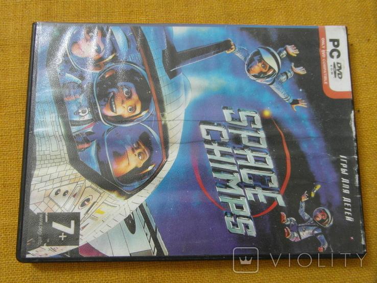 Диск-игра для компютера.№74, фото №2