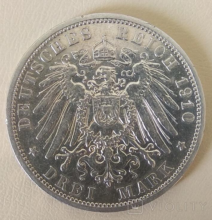 3 марки 1910 года., фото №7