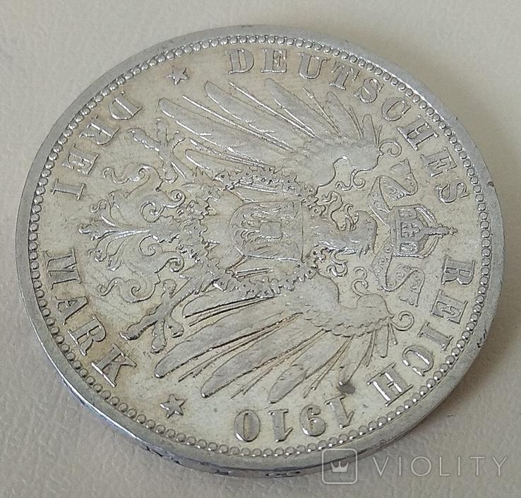 3 марки 1910 года., фото №9