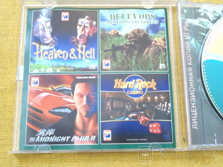 Диск-игра для компютера.№83, фото №5