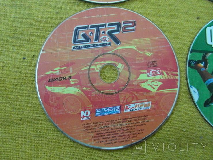 Диск-игра для компютера.№88.цена за 4 диска., фото №8