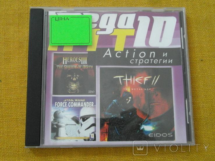 Диск-игра для компютера.№89, фото №2
