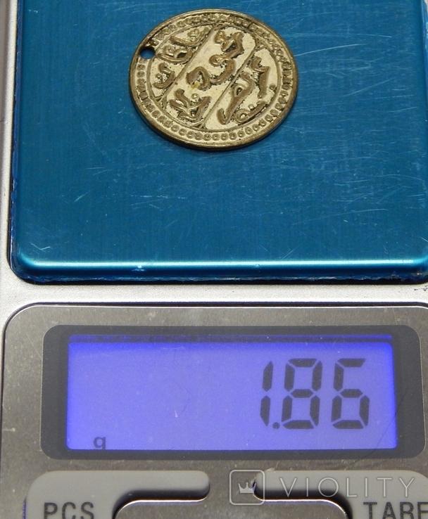 Серебряная монета Турции (копия?), фото №4