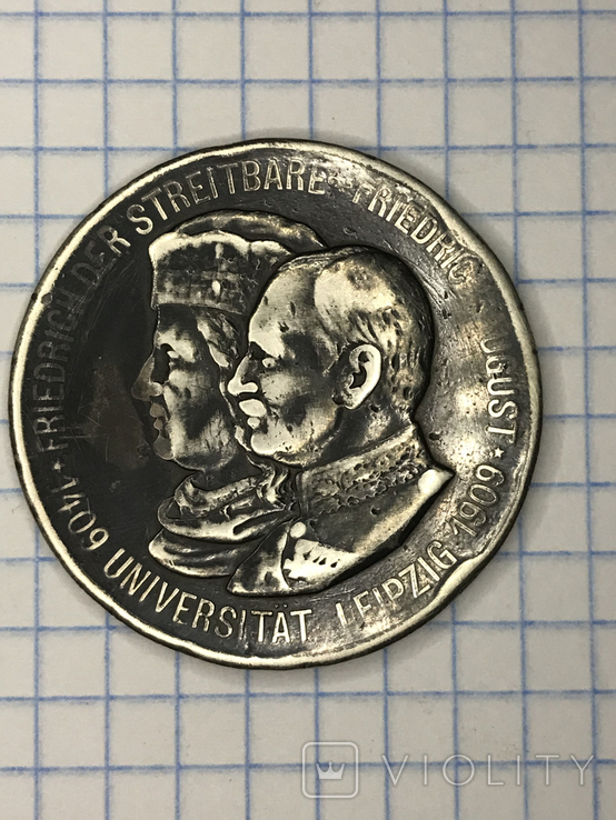 5 марок 1909 год, фото №2
