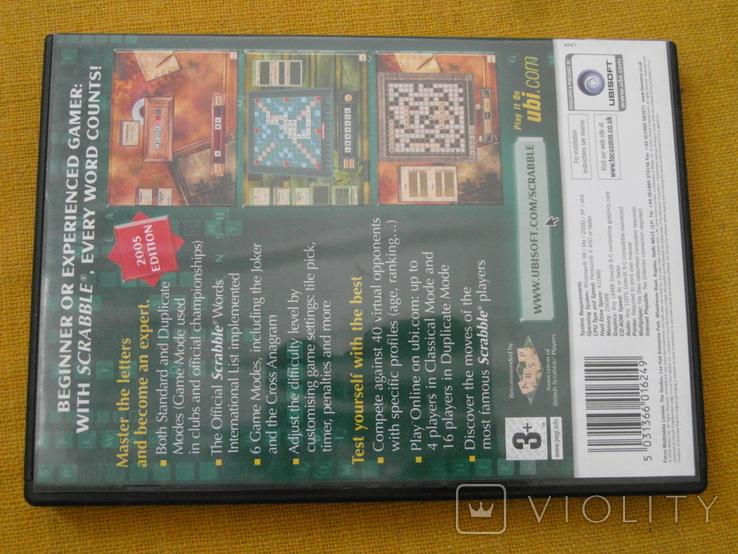 Диск-игра для компютера.№94, фото №3