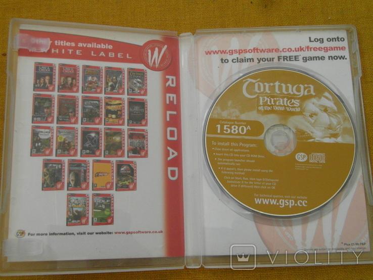 Диск-игра для компютера.№95, фото №8