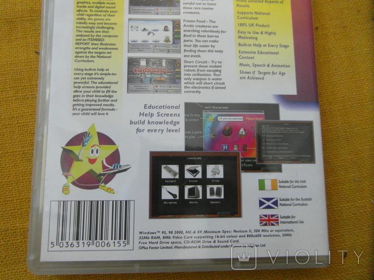 Диск-игра для компютера.№96, фото №7