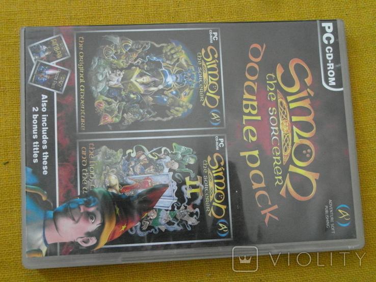 Диск-игра для компютера.№97, фото №2