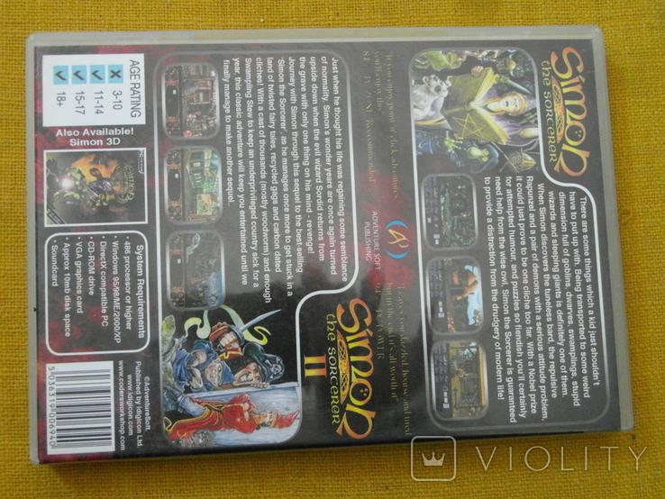 Диск-игра для компютера.№97, фото №3