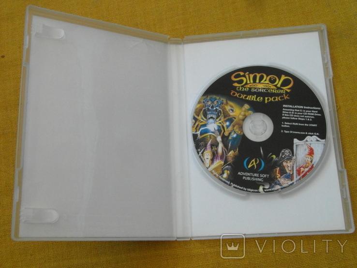 Диск-игра для компютера.№97, фото №8