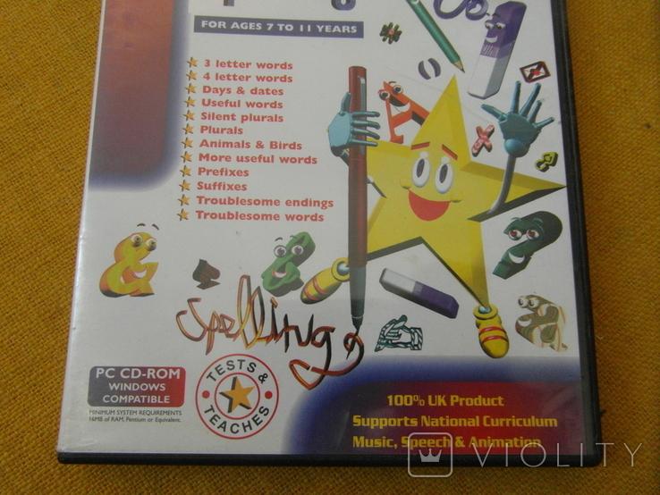 Диск-игра для компютера.№98, фото №5