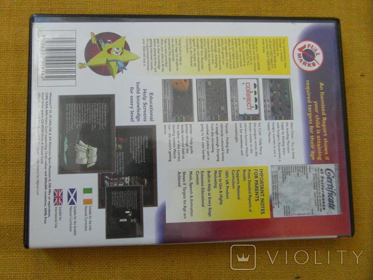 Диск-игра для компютера.№100, фото №6