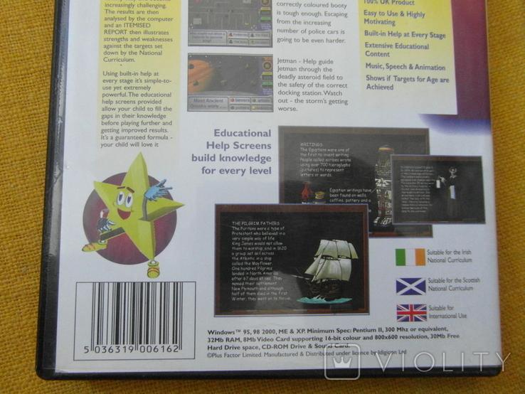 Диск-игра для компютера.№100, фото №8