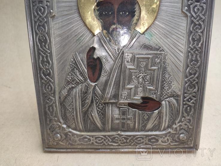 Св.Николай Угодник. 18х23., фото №5