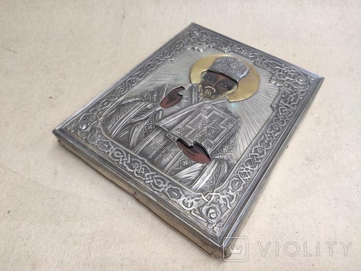 Св.Николай Угодник. 18х23., фото №8