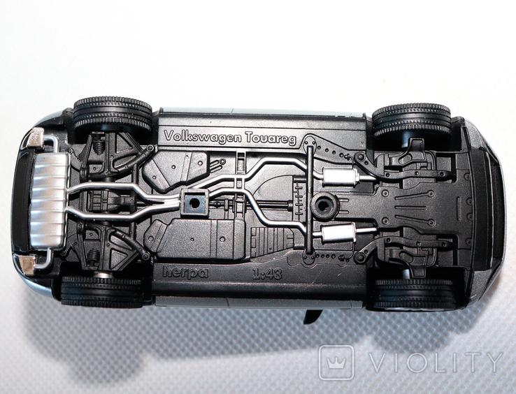 Масштабная модель VW touareg 1:43, фото №5
