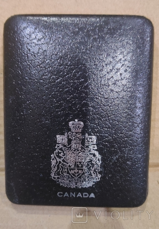 Канада доллар 1976 Серебро 23.33 грамм Парламентская библиотека, фото №4