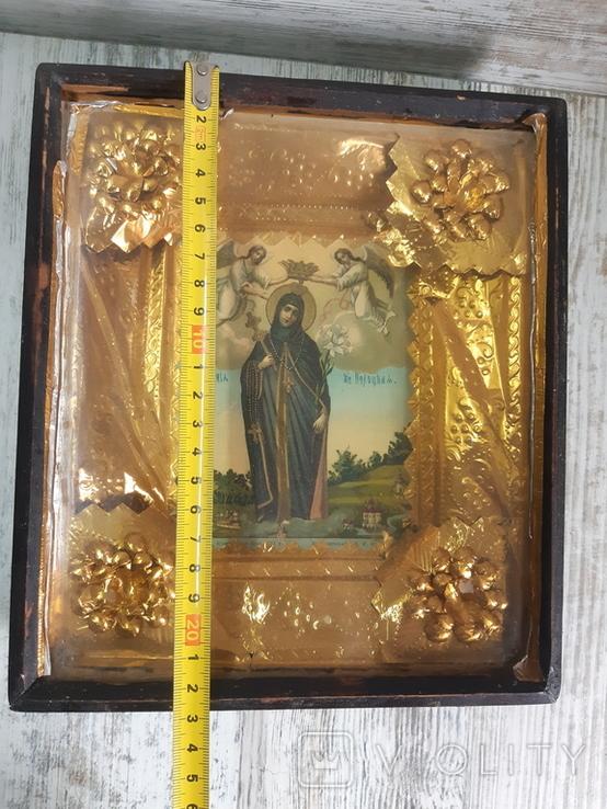 Икона Евросиния Полоцкая, фото №4