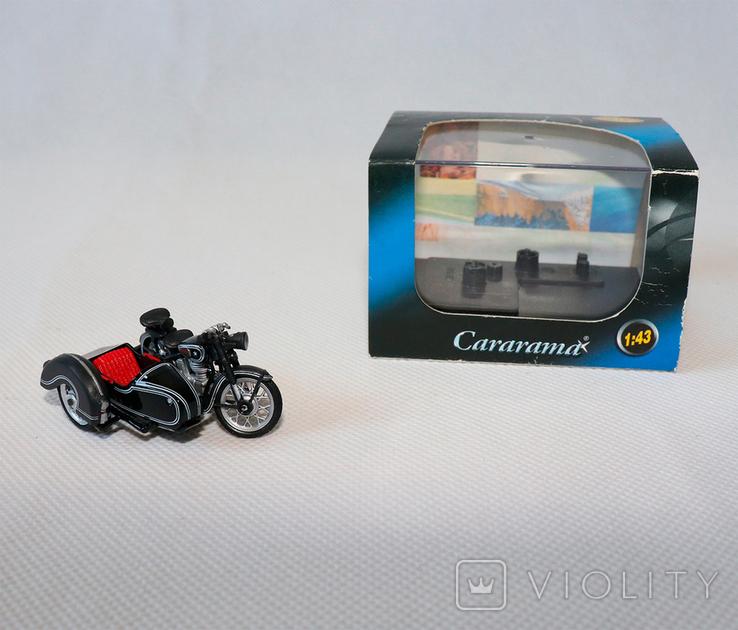 Масштабная модель мотоцикла bmw R25/3 1:43, фото №2